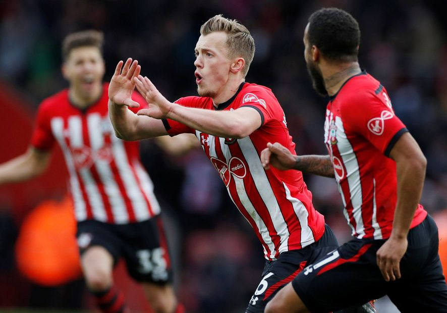 Ward-Prowse ใช้โอกาสของเขากับ Southampton