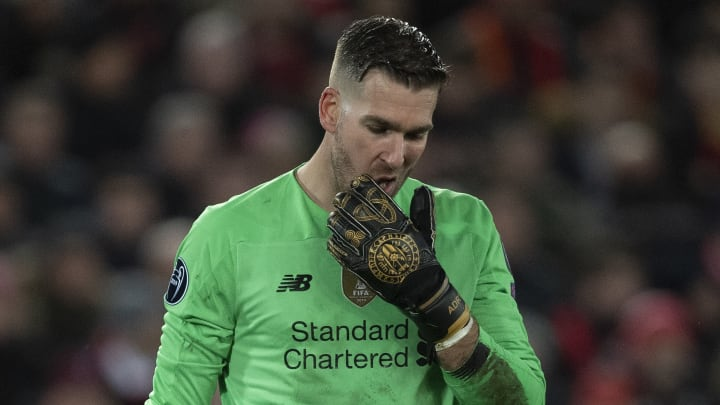 adrian liverpool Adrian to Make Decision on Liverpool F