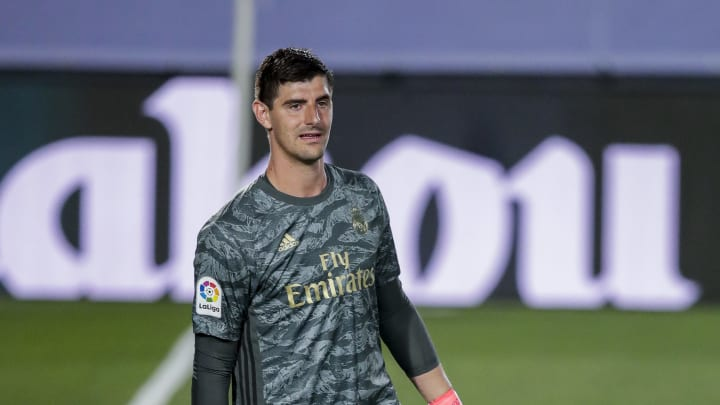 courtois real madrid Thibaut Courtois Matches Impressiv